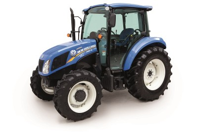 75hp Tractor