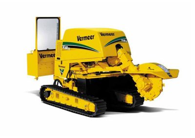60hp Walk-Track Stump Grinder